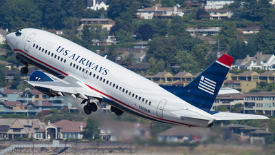 N302AW - Boeing 737-3G7 - US Airways