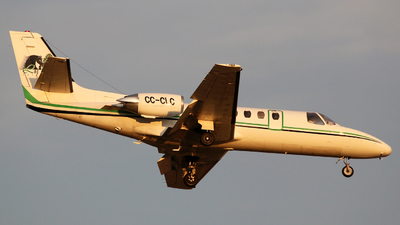 CC-CLC - Cessna 550 Citation II - Los Cedros Aviación