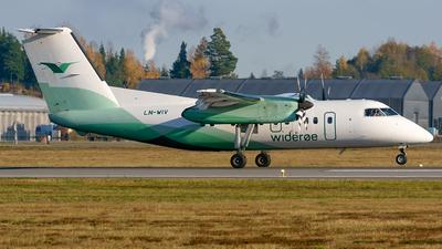 LN-WIV - Bombardier Dash 8-103 - Widerøe