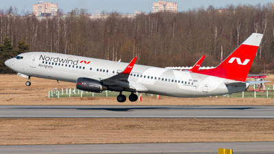 VP-BPI - Boeing 737-83N - Nordwind Airlines