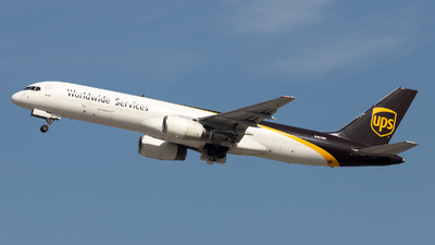 N469UP - Boeing 757-24A(PF) - United Parcel Service (UPS)