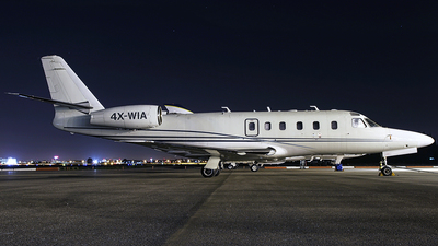 4X-WIA - IAI 1125 Astra - Israel Aerospace Industries (IAI)