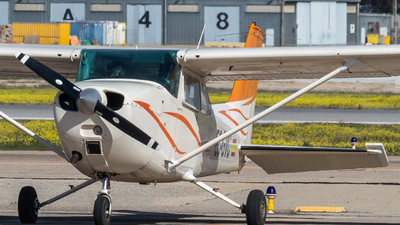 EC-GVC - Cessna 172M Skyhawk - AeroFan Escuela de Pilotos