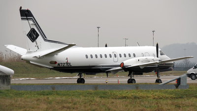 N727DL - Saab 340A - Private