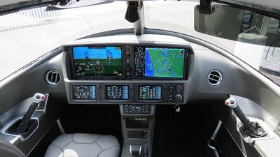N678BG - Cirrus Vision SF50 - Private
