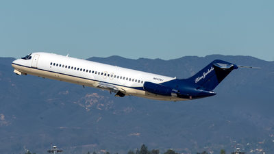 N697BJ - McDonnell Douglas DC-9-32 - Private