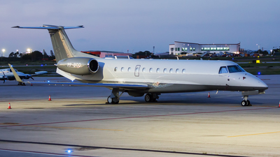 PP-BCO - Embraer ERJ-135BJ Legacy 650 - Private