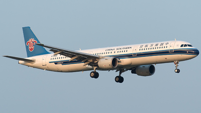 B-6685 - Airbus A321-211 - China Southern Airlines