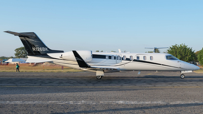 N126BK - Bombardier Learjet 45 - Private