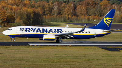 9H-QAJ - Boeing 737-8AS - Malta Air (Ryanair)