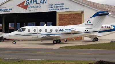 PR-DSN - Beechcraft 400A Beechjet - Private