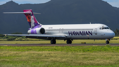 N477HA - Boeing 717-22A - Hawaiian Airlines