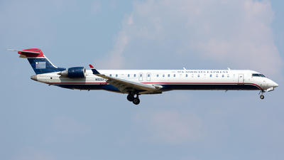 N920FJ - Bombardier CRJ-900ER - US Airways Express (Mesa Airlines)
