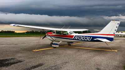 N1303U - Cessna 172M Skyhawk - Private