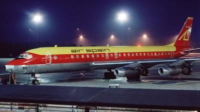 EC-BXR - Douglas DC-8-21 - Air Spain