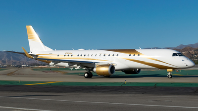N783MM - Embraer 190 Lineage 1000 - Private