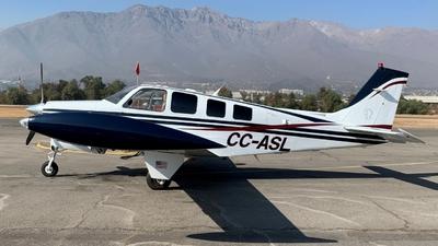 A picture of CCASL - Beech G36 Bonanza - [E3667] - © Pedro Serrano