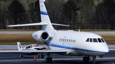 N790Z - Dassault Falcon 2000 - Private