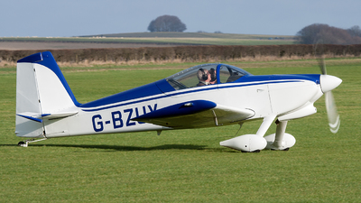 G-BZUY - Vans RV-6 - Private