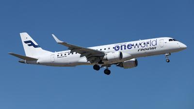 A picture of OHLKN - Embraer E190LR - Finnair - © luiscspvieira