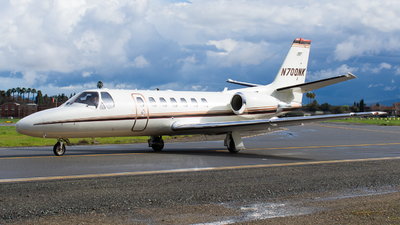 N700NK - Cessna 560 Citation V - Private