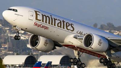 A6-EFJ - Boeing 777-F1H - Emirates SkyCargo