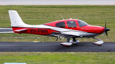 VH-FMH - Cirrus SR22-GTS Carbon - Private