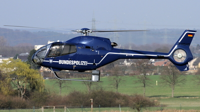 D-HSHS - Eurocopter EC 120B Colibri - Germany - Bundespolizei