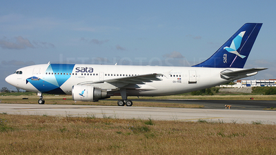 CS-TKN - Airbus A310-325 - SATA International