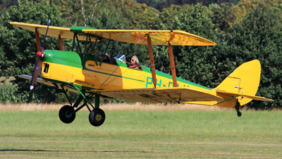 PH-DLK - De Havilland DH-82A Tiger Moth - Private