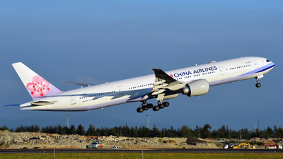 B-18006 - Boeing 777-309ER - China Airlines