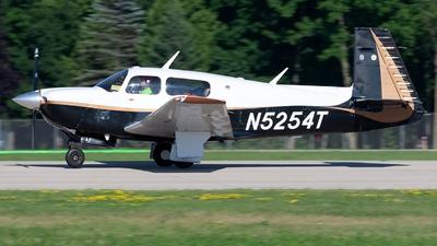 N5254T - Mooney M20J - Private