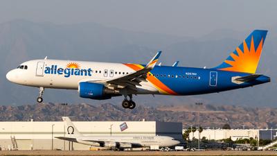 N257NV - Airbus A320-214 - Allegiant Air