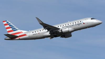 A picture of N416YX - Embraer E175LR - American Airlines - © DJ Reed - OPShots Photo Team