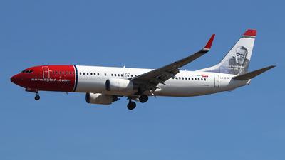 LN-DYP - Boeing 737-8JP - Norwegian