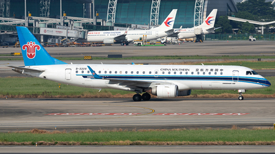 B-3209 - Embraer 190-100LR - China Southern Airlines
