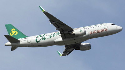B-8817 - Airbus A320-214 - Spring Airlines