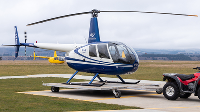ZK-IST - Robinson R44 Raven II - Wanaka Helicopters