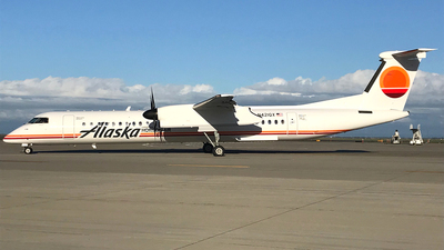 N421QX - Bombardier Dash 8-Q402 - Alaska Airlines (Horizon Air)