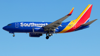 N565WN - Boeing 737-76Q - Southwest Airlines