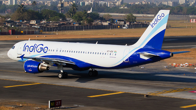 A picture of VTIDX - Airbus A320214 - IndiGo - © Akshay M