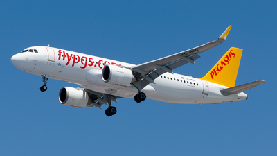 A picture of TCNCO - Airbus A320251N - Pegasus Airlines - © Alp AKBOSTANCI