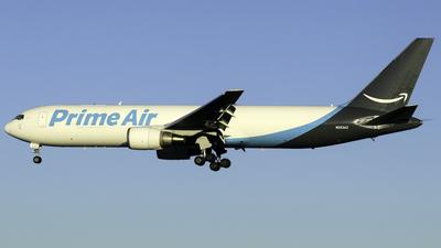 A picture of N353AZ - Boeing 767323(ER)(BDSF) - Air Transport International - © nicholastoto