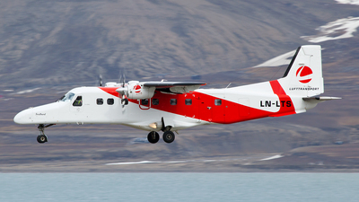 LN-LTS - Dornier Do-228NG - Lufttransport