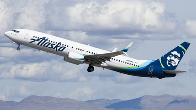 N315AS - Boeing 737-990 - Alaska Airlines