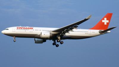 HB-IQE - Airbus A330-223 - Swissair