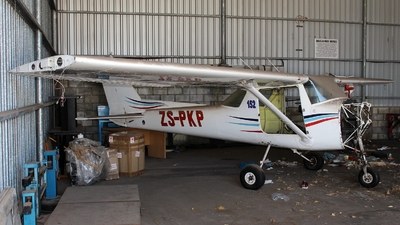 ZS-PKP - Cessna 152 - Sheltam Aviation