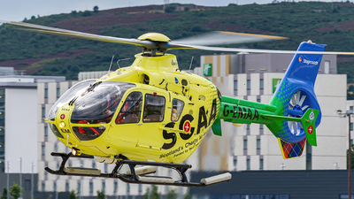 A picture of GEMAA - Airbus Helicopters H135 - Babcock MCS Onshore - © calum linnen