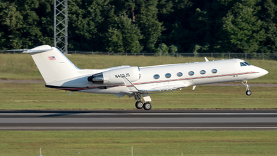 N403JS - Gulfstream G-IV - Private
