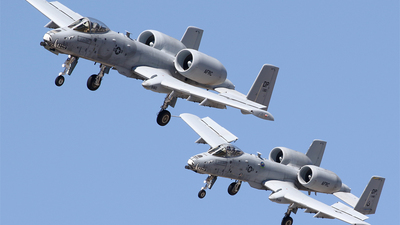 79-0180 - Fairchild A-10C Thunderbolt II - United States - US Air Force (USAF)